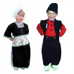 Klederdracht Kostuum - Kinderen Souvenirs • Souvenirs from Holland