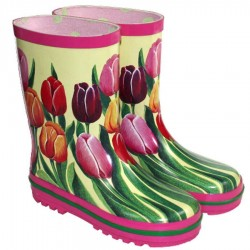 Tulip Boots | Souvenirs From Holland