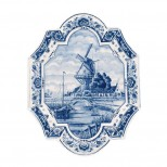 Delft Blue Ceramic