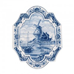 Delft Blue • Souvenirs from Holland