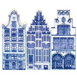 Canal Houses | Souvenirs From Holland