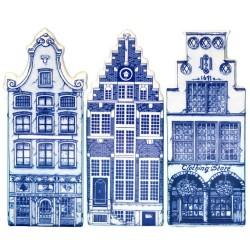 Grachtenhuizen | Souvenirs From Holland