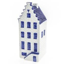 Blauw Wit - Grachtenhuizen | Souvenirs From Holland