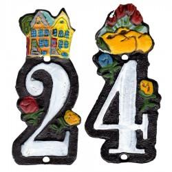 Gietijzer - Rondom het Huis Souvenirs • Souvenirs from Holland
