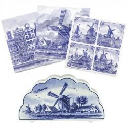Servetten en Servethouders - Souvenirs • Souvenirs from Holland