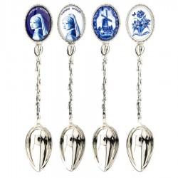 Theelepels - Keuken  Serviesgoed Souvenirs • Souvenirs from Holland
