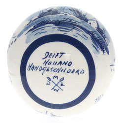 Delftware Handpainted Quality Mark